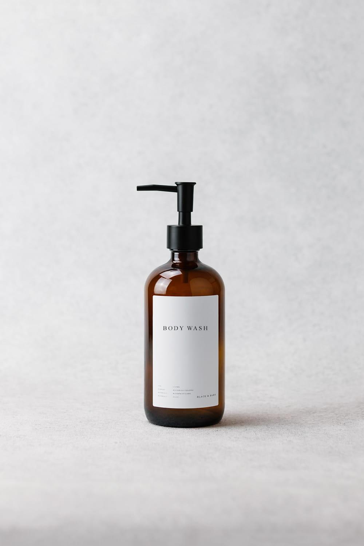 Luxury Pump Bottle