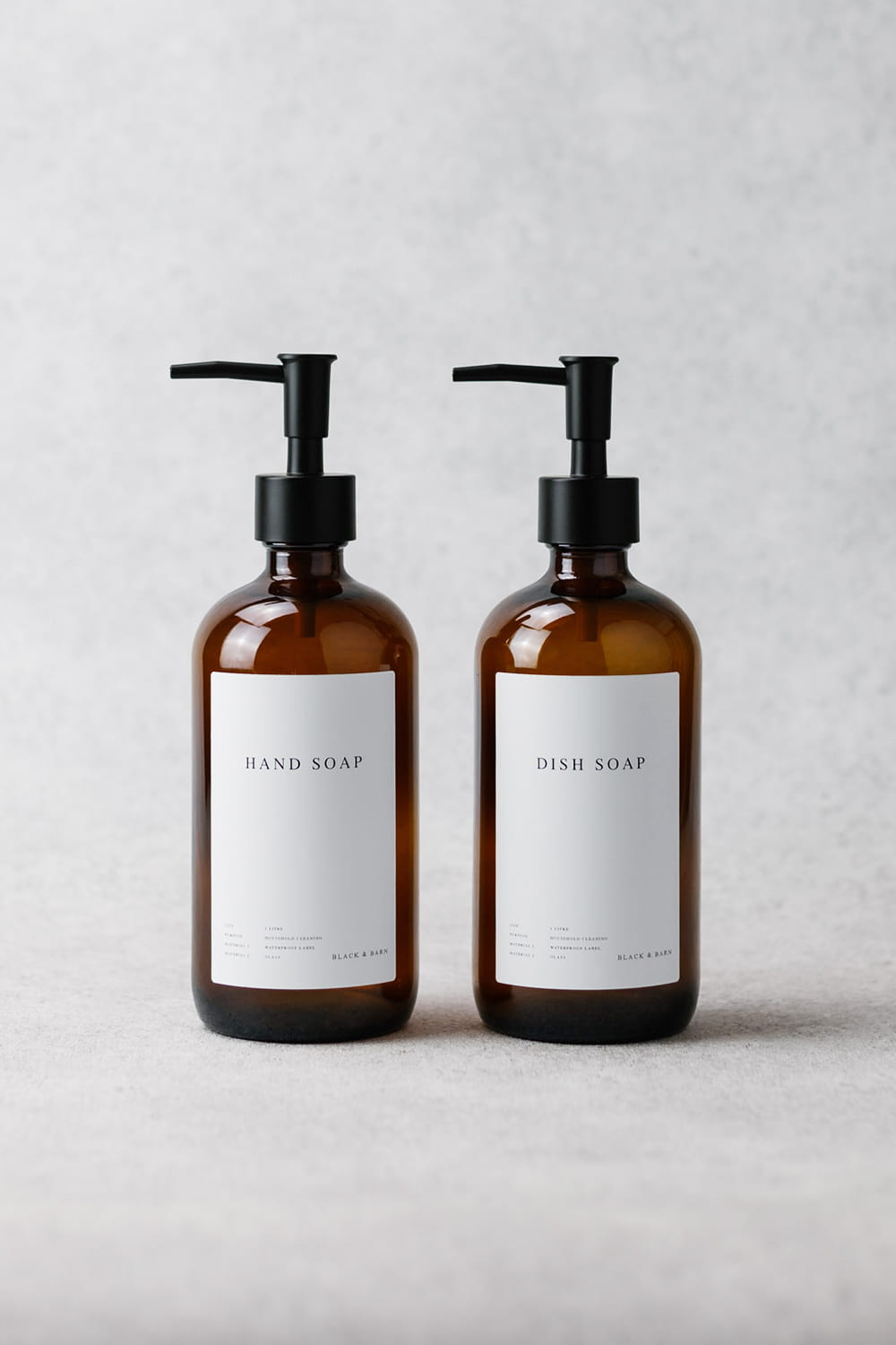 Luxury Hand and Dish Soap Duo 1L