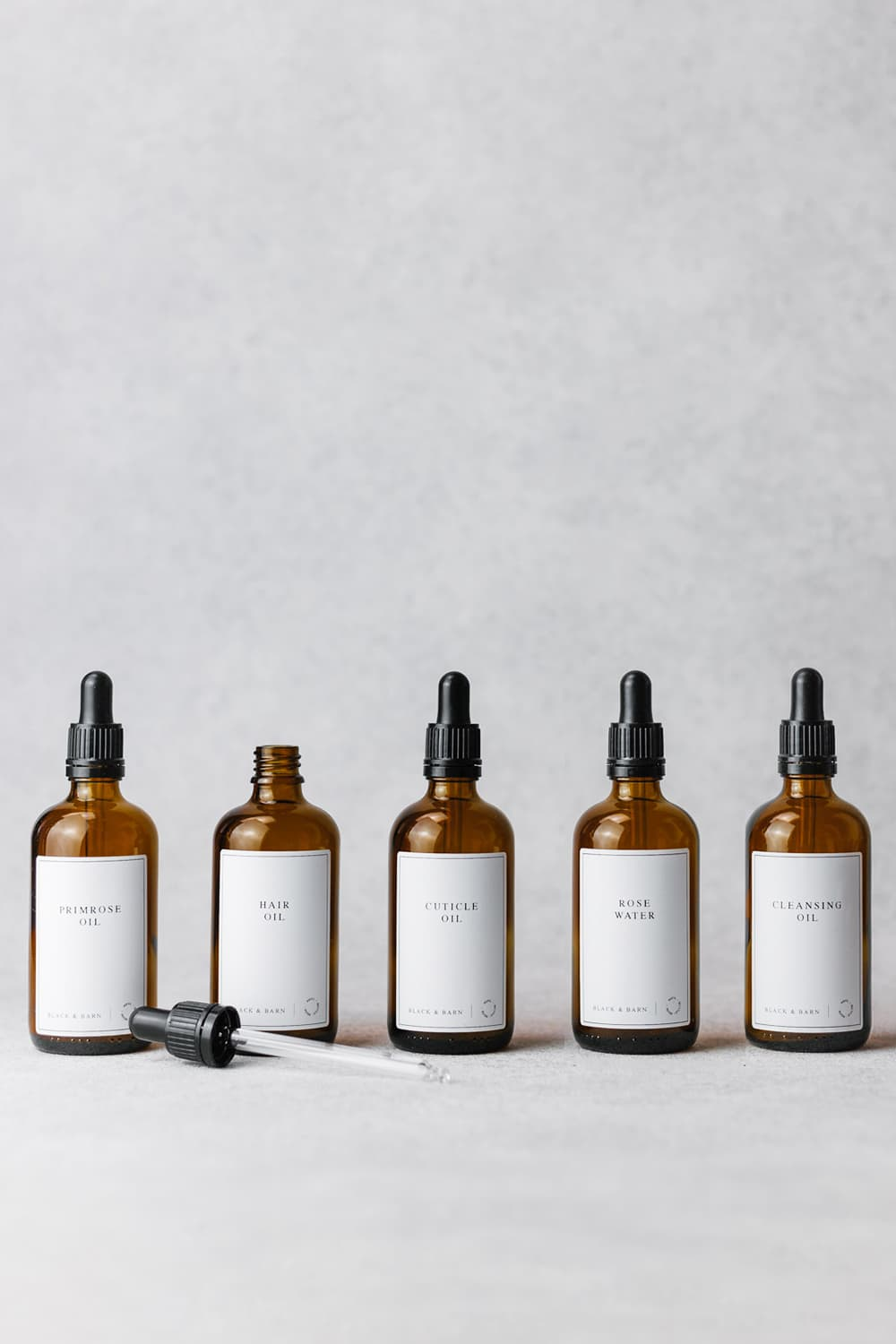 Skin & Well-Being Droplets Set