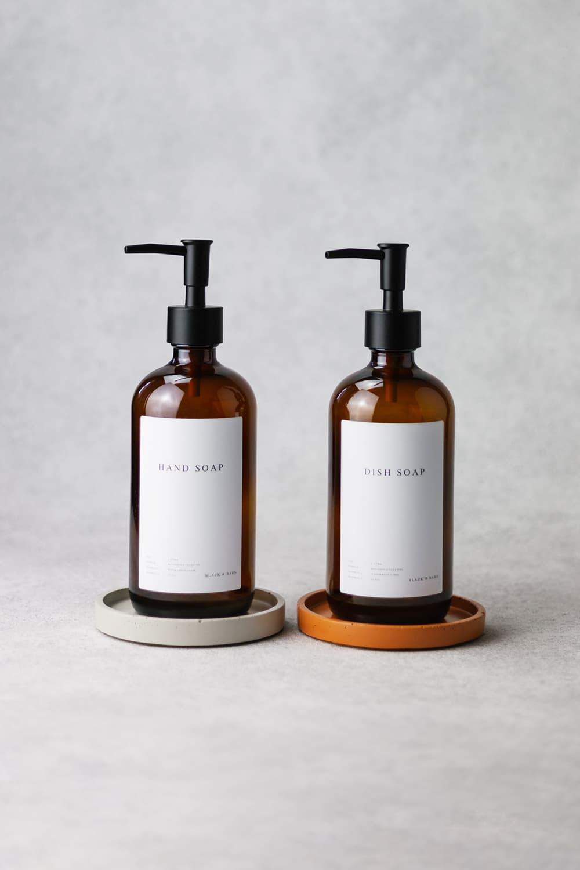 Ceramic Bottle Placers Sets
