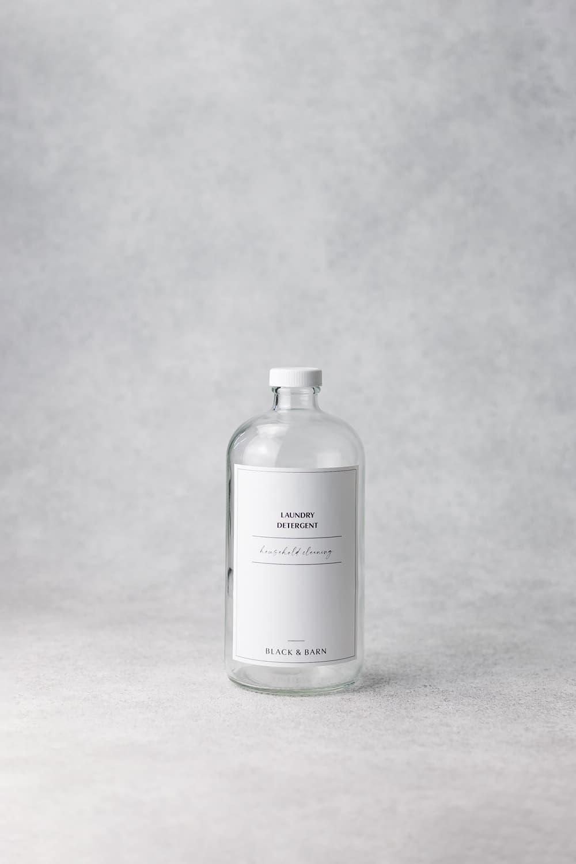 Clear Utility Bottle - 1Litre