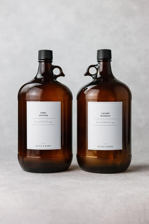 Gallon Utility Bottle Set