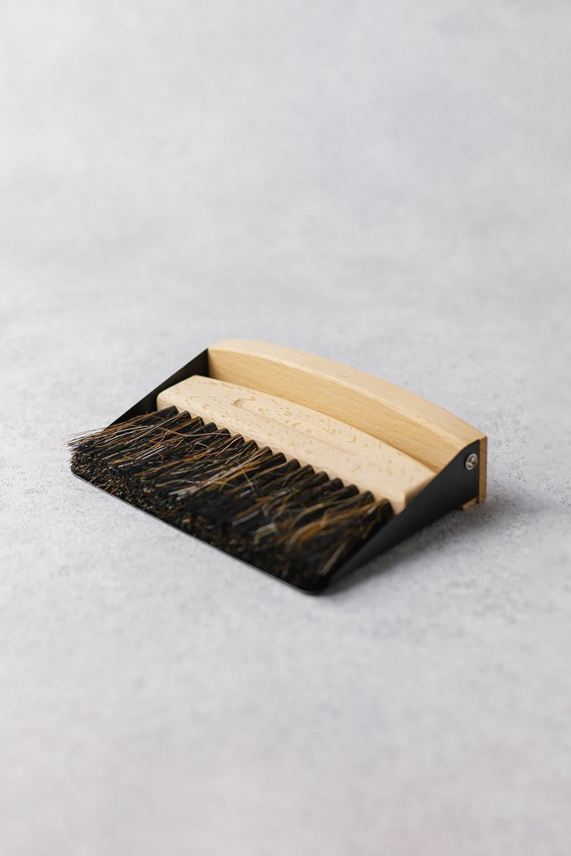Mini Table Dustpan & Brush Set
