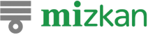 Mizkan logo.