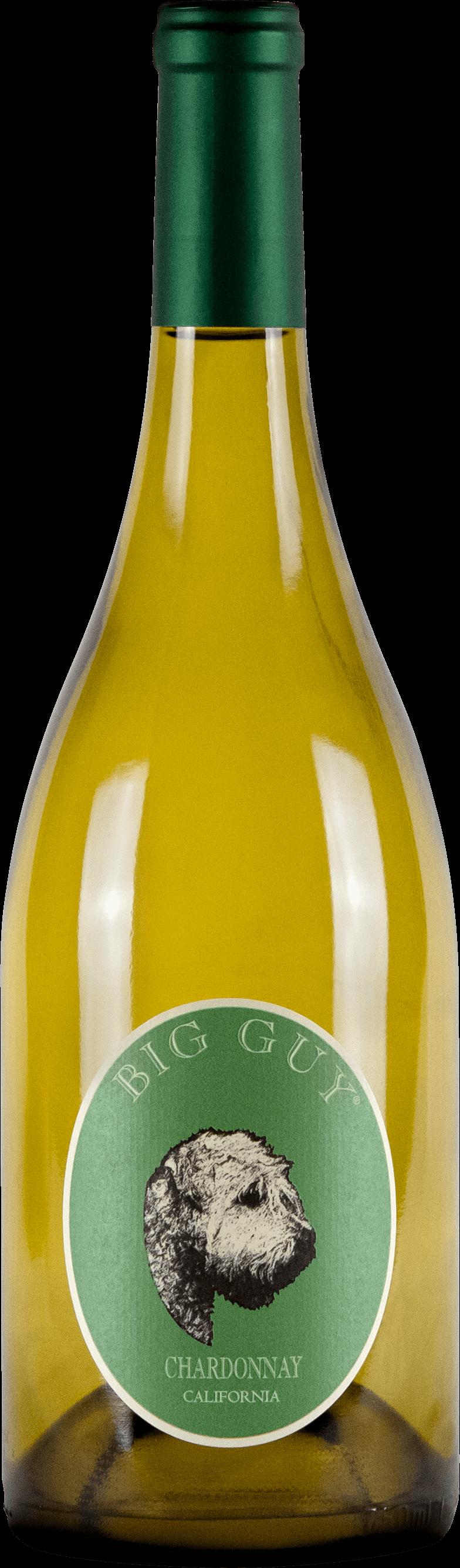 Big Guy Chardonnay Bottleshot