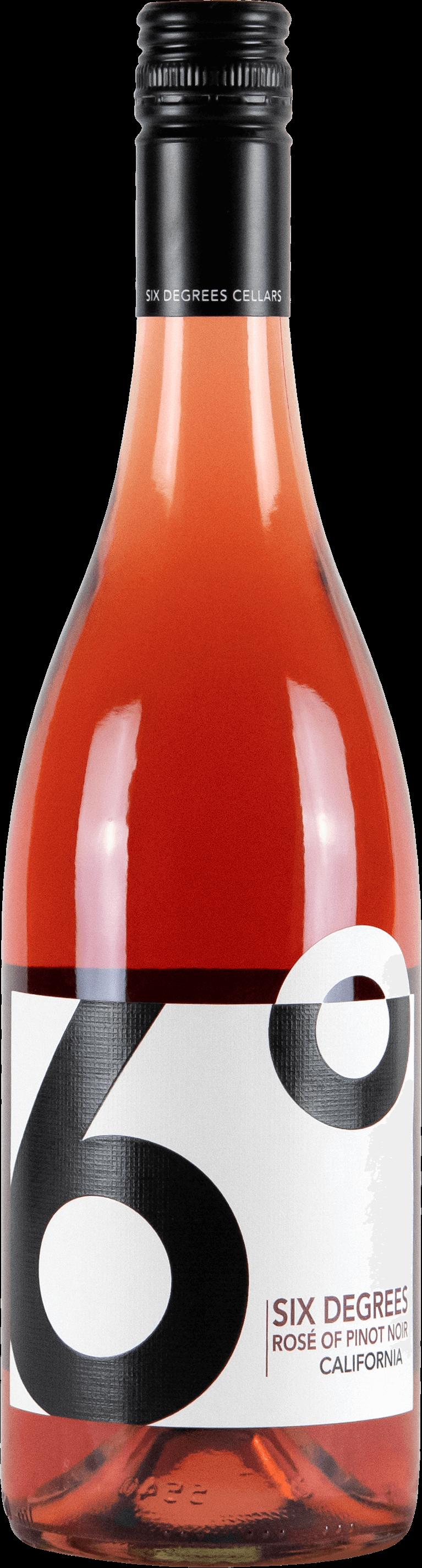 6 Degrees Rosé of Pinot Noir