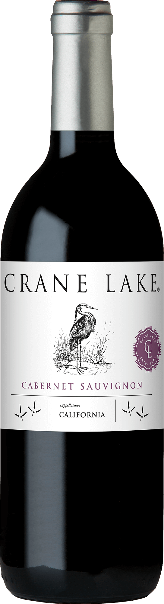 Crane Lake Cabernet Sauvignon Bottleshots