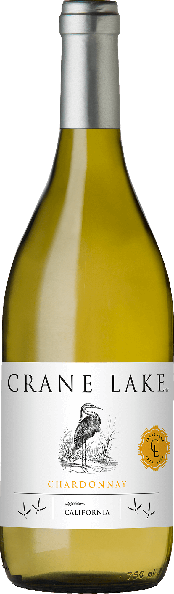 Crane Lake Chardonnay Bottleshots