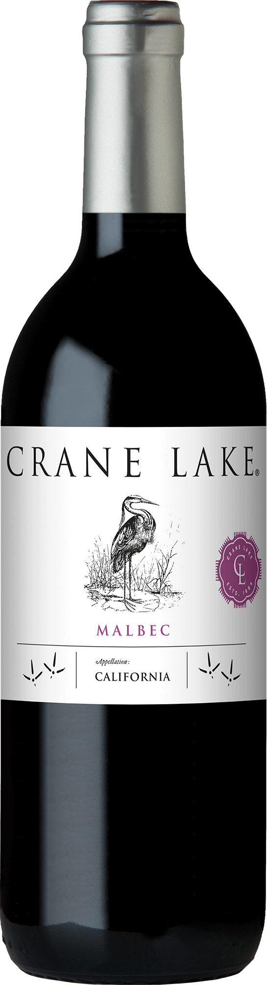 Crane Lake Malbec Bottleshots