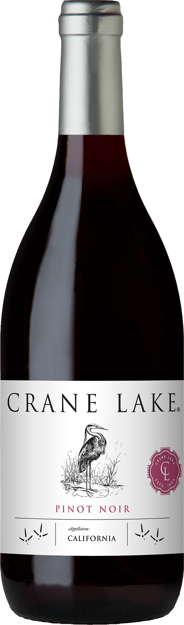 Crane Lake Pinot Noir Bottleshots