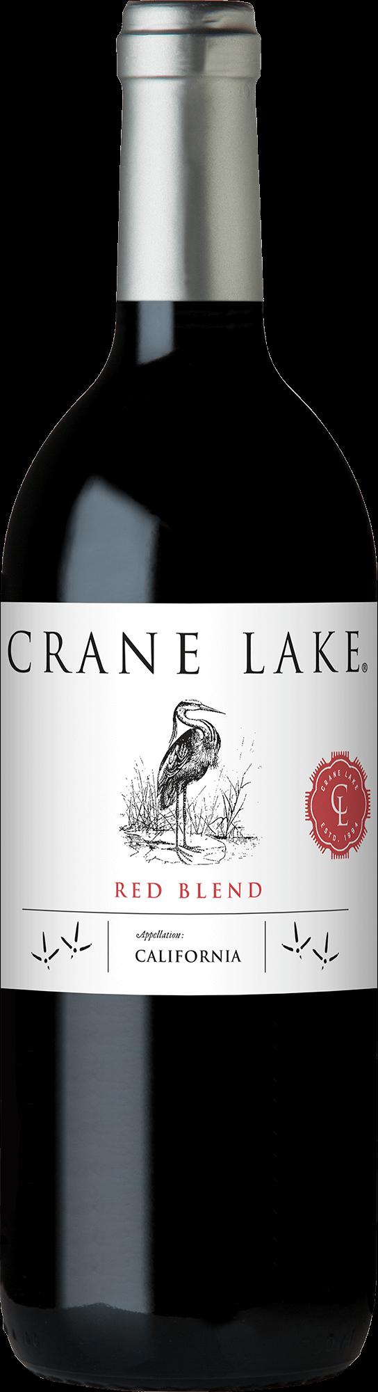 Crane Lake Red Blend Bottleshots