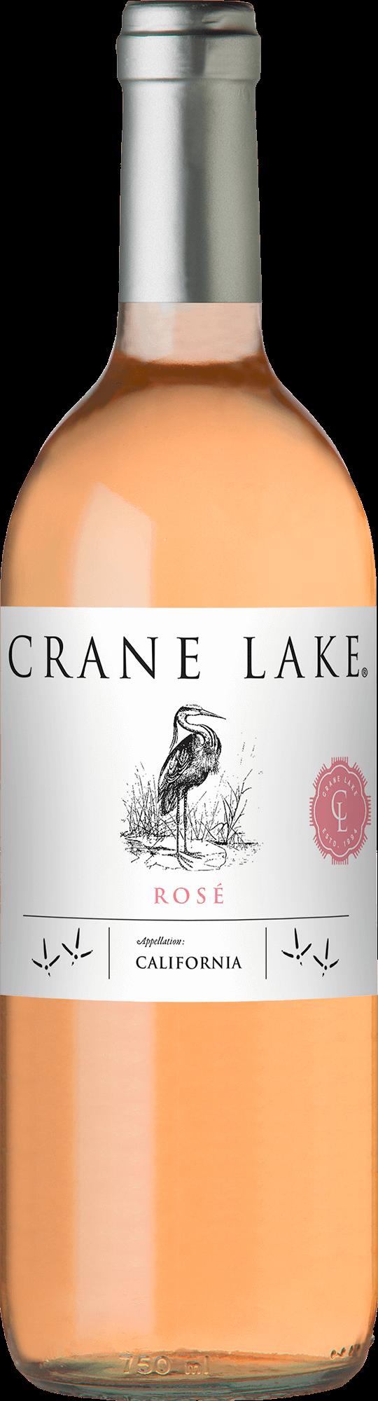 Crane Lake Rosé Bottleshot
