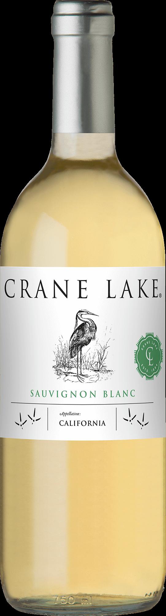 Crane Lake Sauvignon Blanc Bottleshots