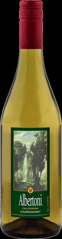Albertoni Chardonnay Bottleshot