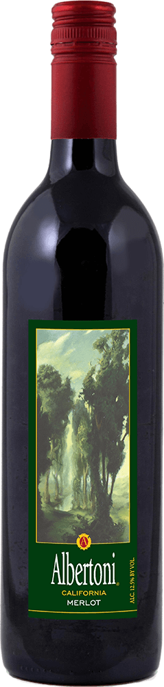 Albertoni Merlot Bottleshot
