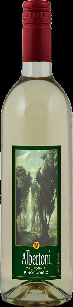 Albertoni Pinot Grigio Bottleshot