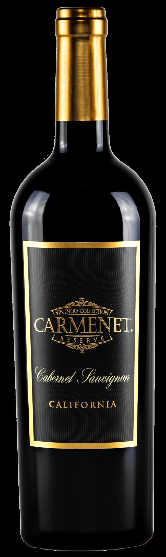 Carmenet Cabernet Sauvignon Bottle Shot