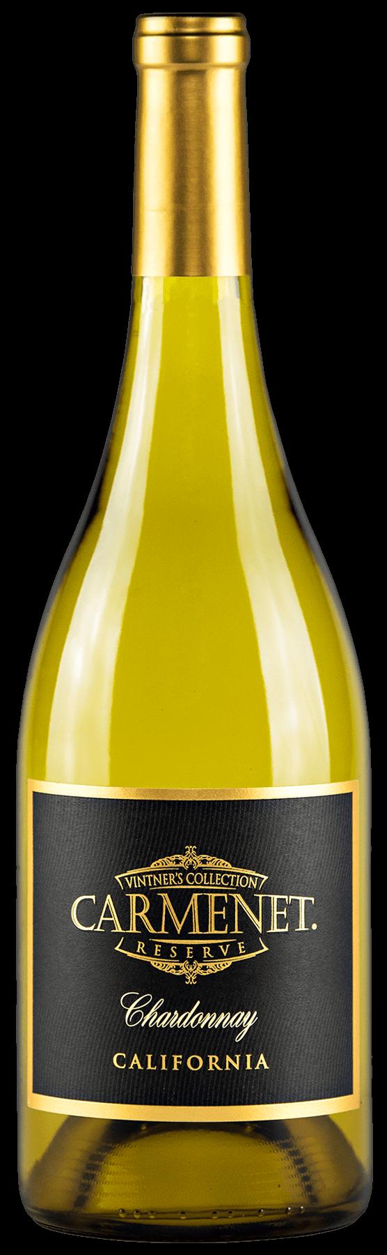 Carmenet Chardonnay Bottle Shot