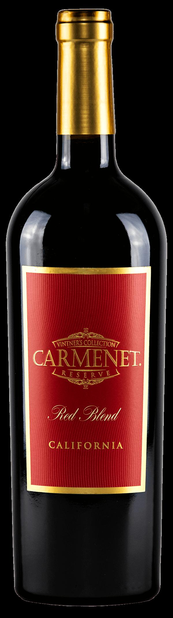 Carmenet Red Blend Bottle Shot