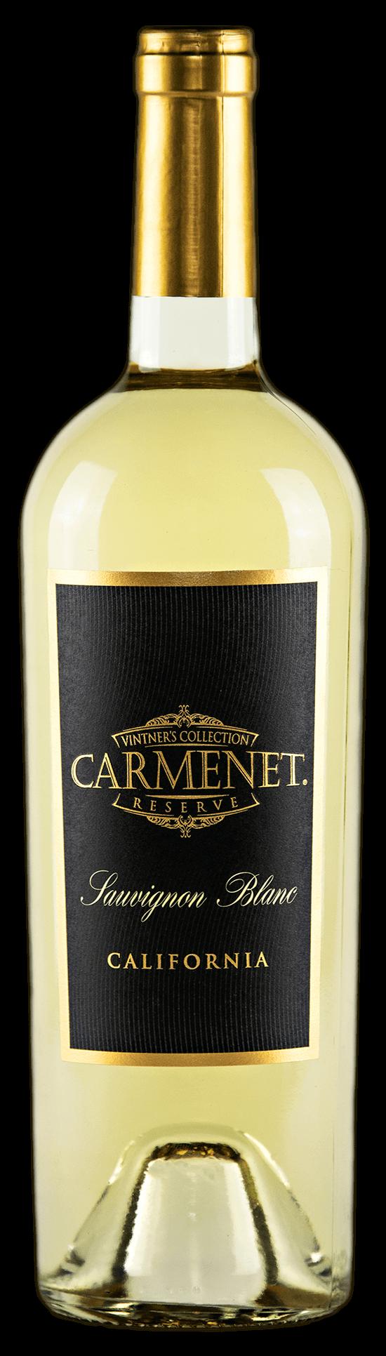 Carmenet Sauvignon Blanc Bottle Shot