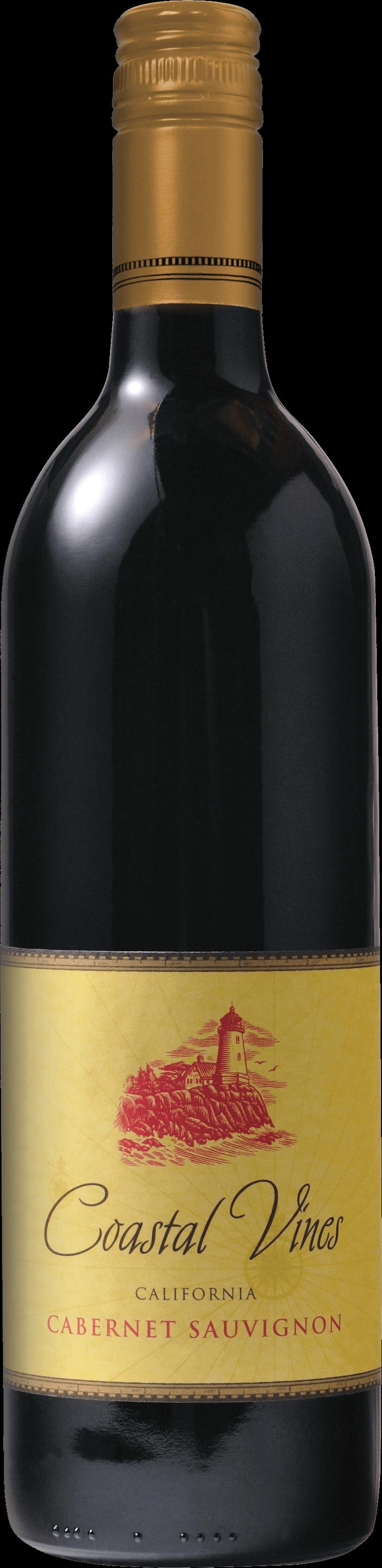 Coastal Vines Cabernet Sauvignon Bottleshot