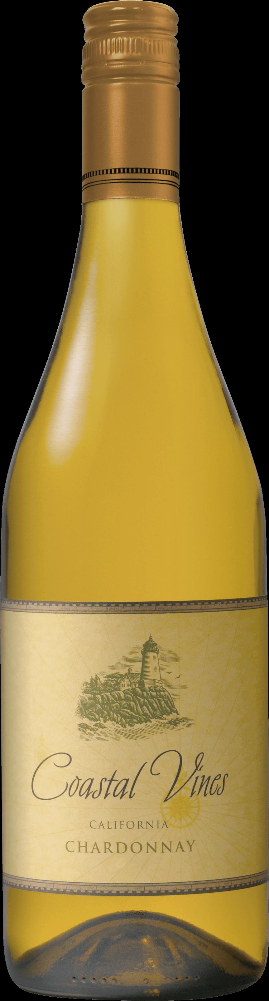 Coastal Vines Chardonnay Bottleshot