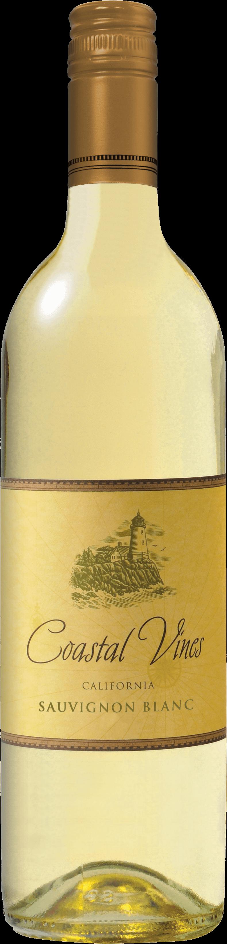 Coastal Vines Sauvignon Blanc Bottleshot