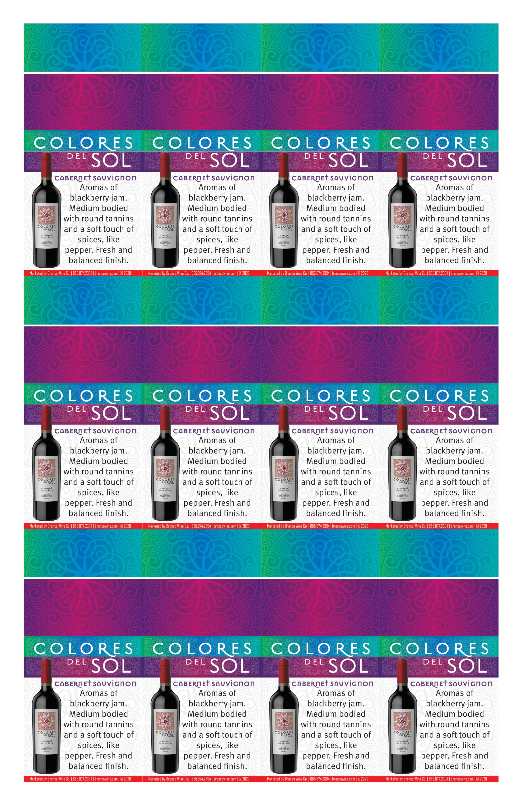 Colores Del Sol Tech Neckers
