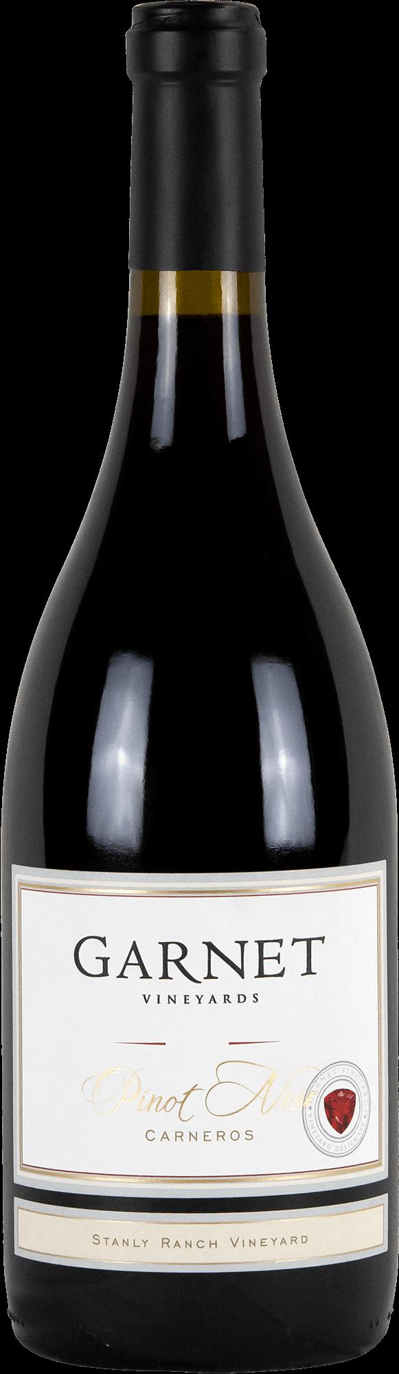 Garnet Vineyards Stanly Ranch Pinot Noir Bottleshot