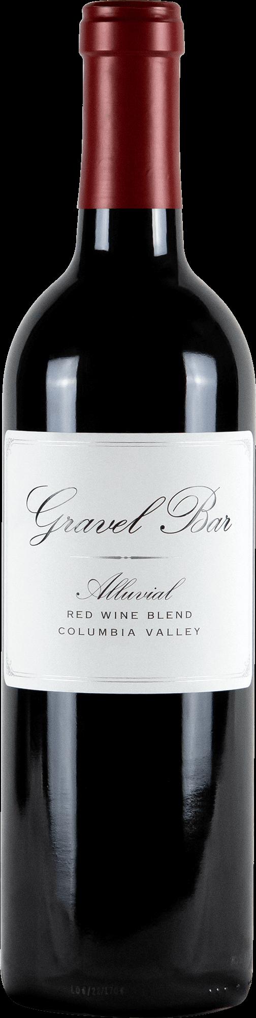 Gravel Bar Alluvial Red Bottleshot