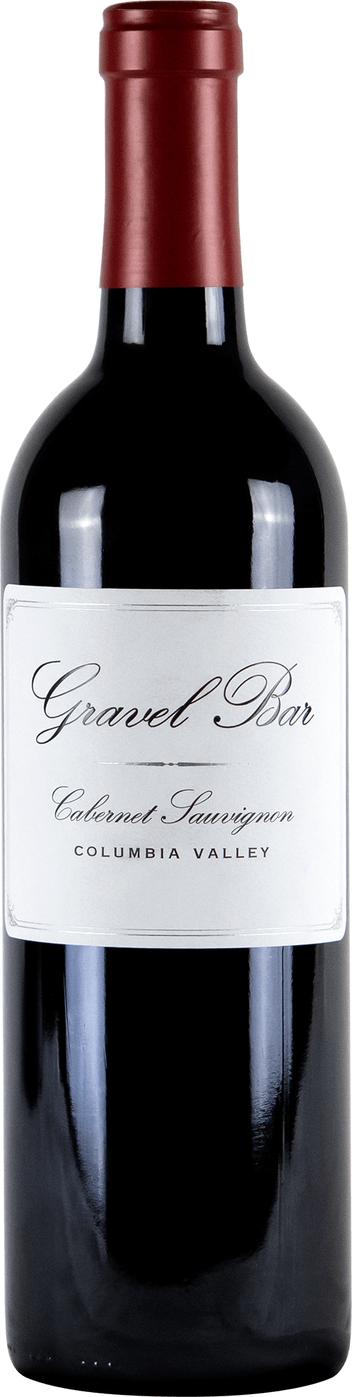 Gravel Bar Cabernet Sauvignon Bottleshot