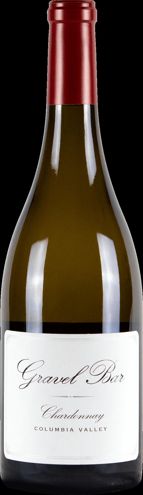 Gravel Bar Chardonnay Bottleshot
