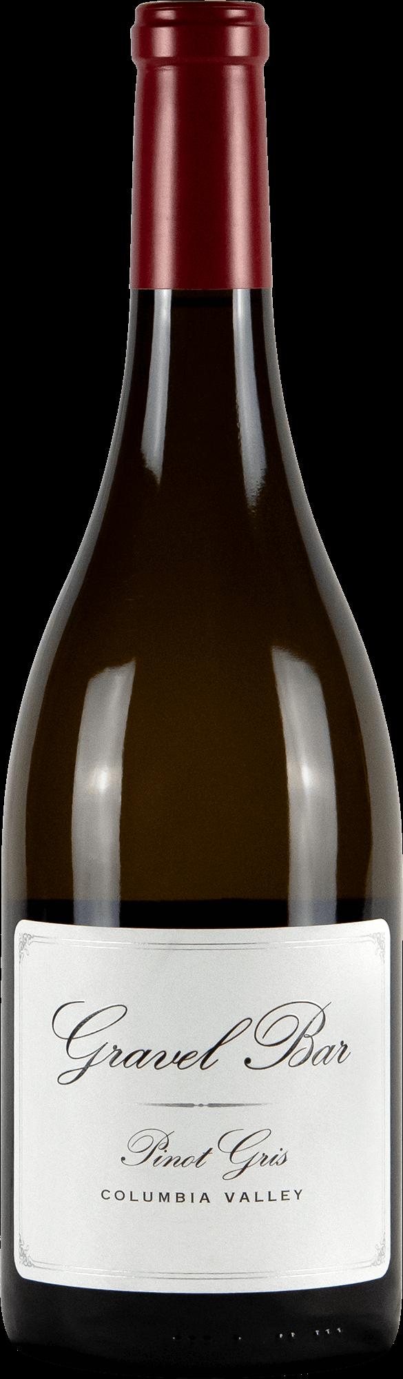 Gravel Bar Pinot Gris Bottleshot