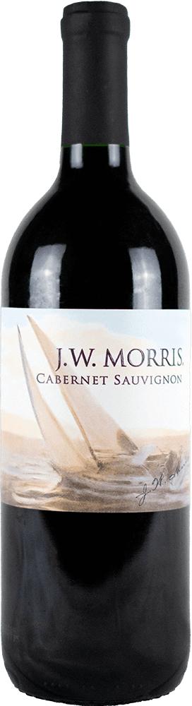 JW Morris Cabernet Sauvignon Bottleshot