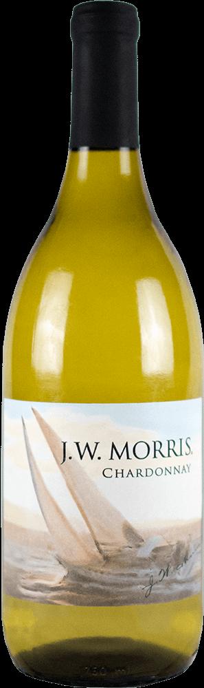 JW Morris Chardonnay Bottleshot