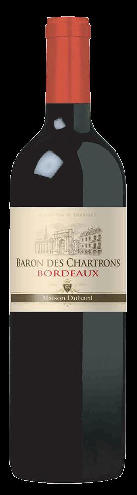Baron des Chartrons Bordeaux Bottle Shot