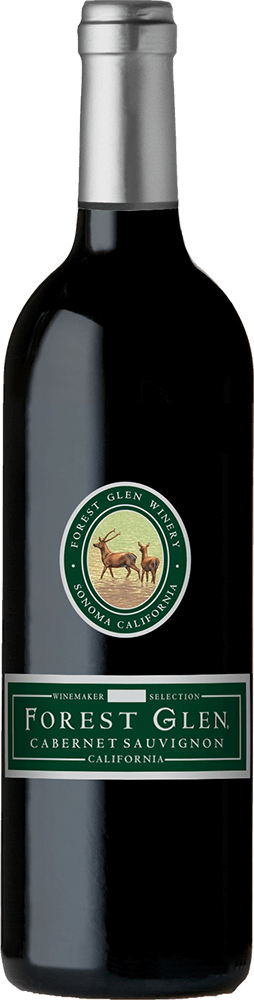 Forest Glen Cabernet Sauvignon Bottleshot