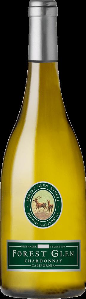 Forest Glen Chardonnay Bottleshot