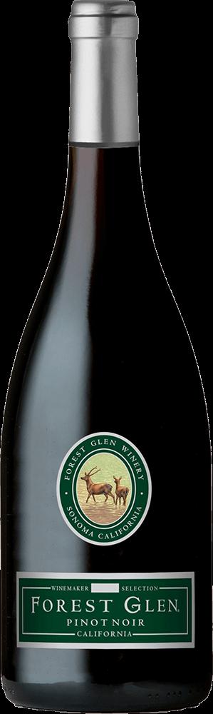 Forest Glen Pinot Noir Bottleshot