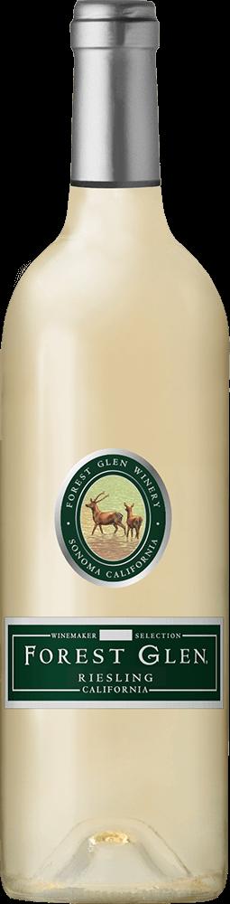 Forest Glen Riesling Bottleshot