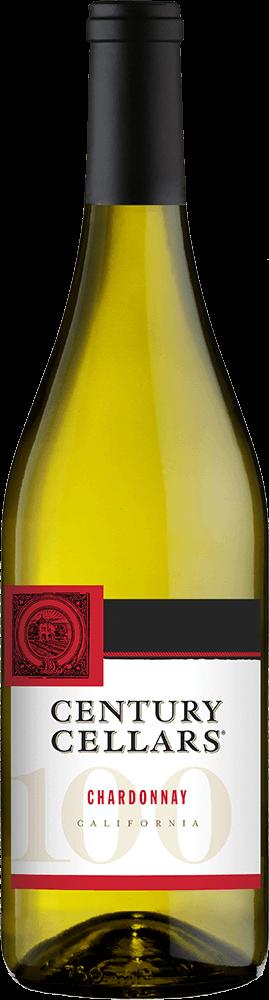 Century Cellars Chardonnay Bottleshot
