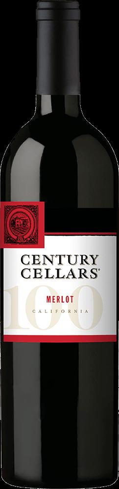 Century Cellars Merlot Bottleshot