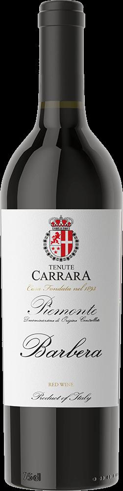 Tenute Carrara Barbera Bottleshot