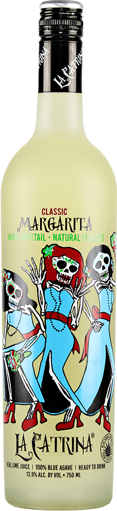 La Catrina Cocktails Classic Margarita Bottleshot