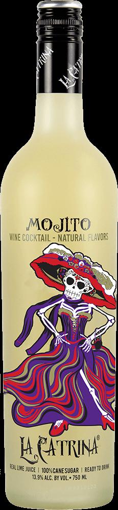 La Catrina Cocktails Mojito Bottleshot