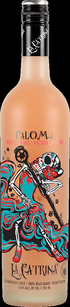 La Catrina Cocktails Paloma Bottleshot