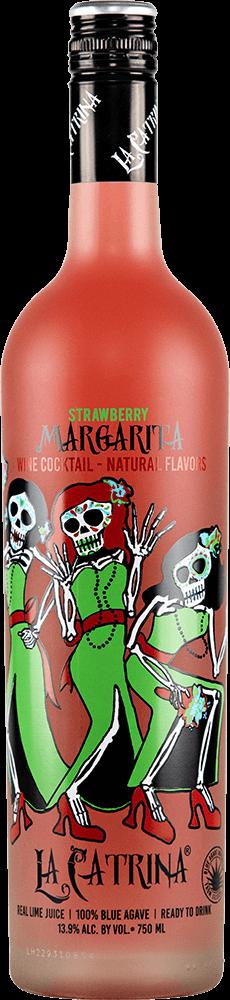 La Catrina Cocktails Strawberry Margarita Bottleshot