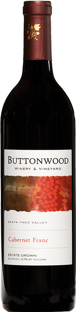 Buttonwood Cabernet Franc Bottleshot