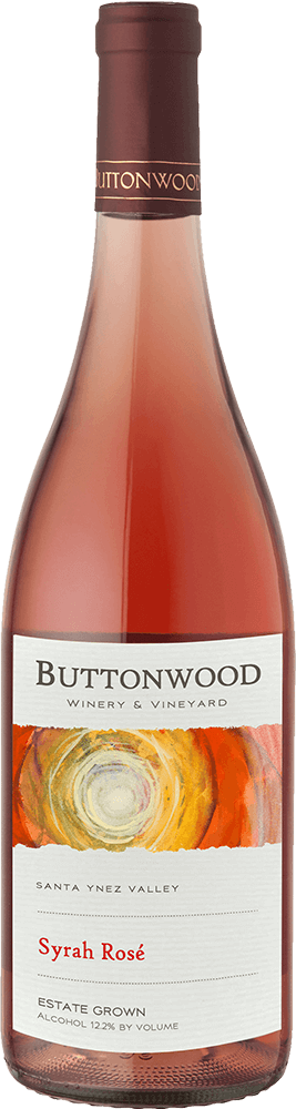 Buttonwood Syrah Rosé Bottleshot
