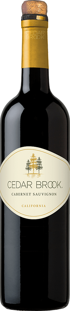 Cedar Brook Cabernet Sauvignon Bottleshot